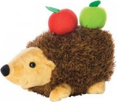 Игрушка мягкая Мир детства Ежик с яблоками 25 см. купить в ...